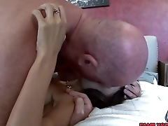 Intercourse Berserk Stepdad Gets A Taste Of The Real Sham