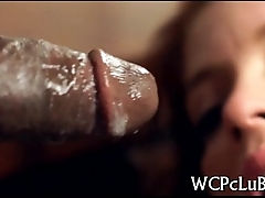 Coitus in face hole and bawdy cleft
