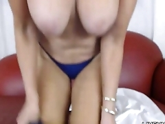 Stunning busty old Lauren Taylor who loves young men
