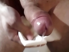 Danish Bi Boy On every side Cock Face &amp_ Milk Sperm