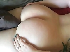 Spanking her 19yr old heavy irritant