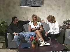 Swinger Wife Gets Used For Making love
