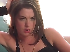 Anne Hathaway masturbates in movie HAVOC (HD)