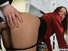 Lyen Parker Rough Anal Slut