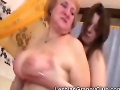2 naughty grannies fuck like bitches