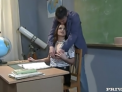 Andy Subfuscous Tutor Cock Riding Bitch