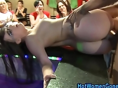 Amateur fucks stripper
