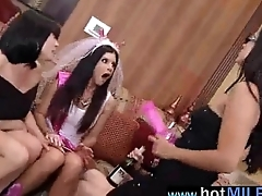 Big Dick Inside Naughty Hot Sluty Mature Lady (india summer) movie-13