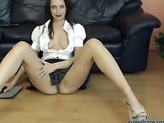 Sexy women home alone nothing to do