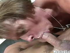 Horny milf moaning go away from fuck