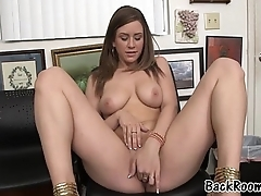 Adorable Porn Star CastingCouch Audition