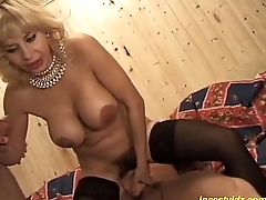 Manya - Milf For Two Sons