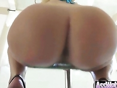 Anal Sex With Big Oiled Wet Butt Girl (britney amber) movie-10