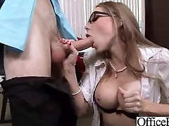 Sex In Place With Big Melon Boobs Worker Girl (shawna lenee) movie-30