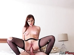 Audrey Holiday Badass Stepsister Tries Anal 004165