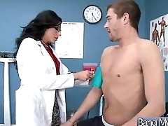 Hard Act With Dirty Mind Doctor Plus Hot Sluty Patient (jaclyn taylor) movie-17