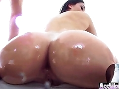Hard Anal Nailed On Cam For Big Wet Oiled Ass Inclusive (vicki chase) movie-30