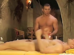 Beautiful and Intimate Anal Massage