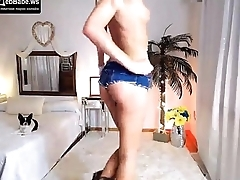 striptease and masturbation  cams.isexxx.net