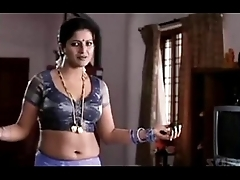 Drop Navel Breast Showing