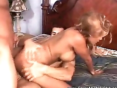 MILF Hotwife Gets Hard Pounding