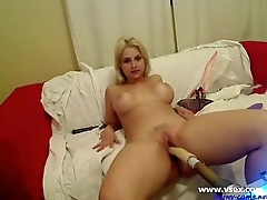 Pornstar Sarah Vandella Live Sex Machine Webcam: Porn 5 - more on horny-cams.net