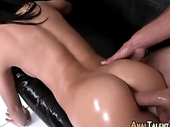 Pounding Anal-Porn With A Amateur Hottie